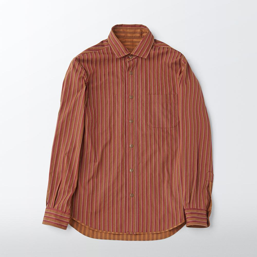 リバーシブルシャツ